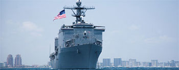 US Navy Starts Producing Its Own Biofuels