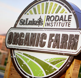 St. Luke's Hospital Goes Really Local With Its Own Organic Farm