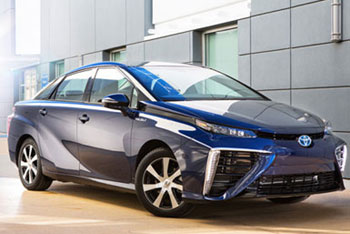 Toyota Takes Fuel-Cell Cars Further, Patents Are Free