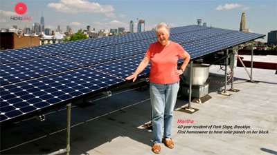 First Peer-to-Peer Solar Network Forms in Brooklyn, NY